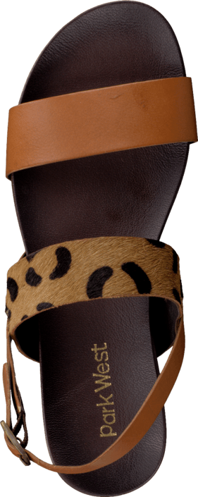 Park West 22122170 Tan/Leopard