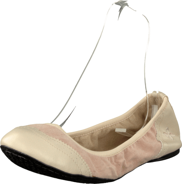 Butterfly Twists AUDREY DUSTY PINK/CREAM