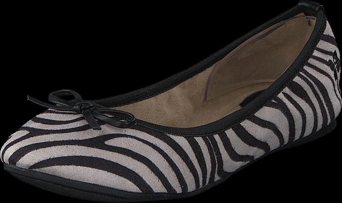 Butterfly Twists Cleo Zebra