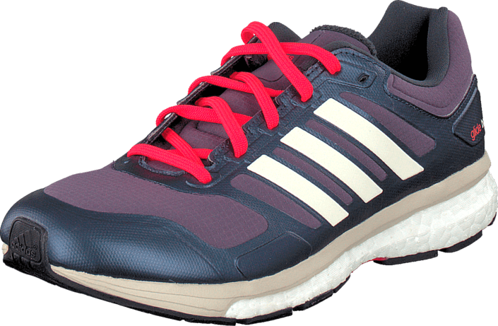 adidas Sport Performance Supernova Glide Boost Climahea Ash Purple/Chalk White/Grey