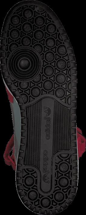 adidas Originals - Forum Mid Rs Winterized Tomato/Core Black/Ftwr White