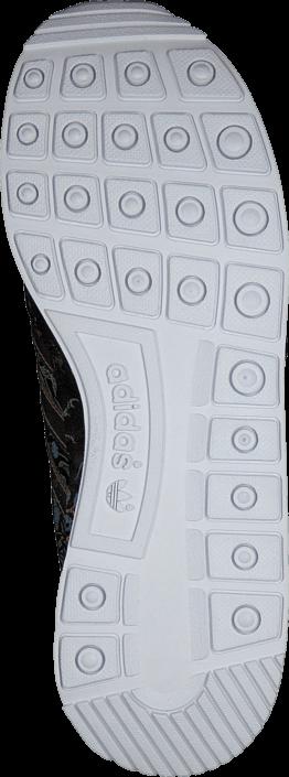 adidas Originals - Zx 500 Og W Core Black/Gold Met./Merlot