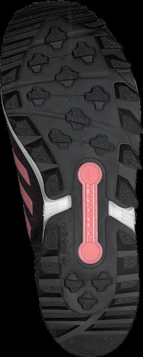 adidas Originals - Zx Flux Winter Cf K Merlot/Peach Pink/Ftwr White