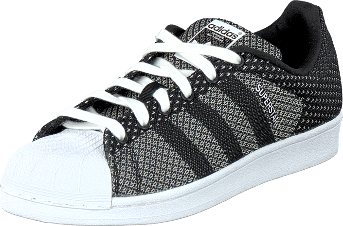 adidas Originals - Superstar Weave Pack Core Black