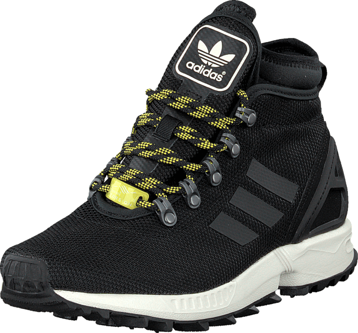 adidas Originals - Zx Flux Winter Core Black/Vintage White