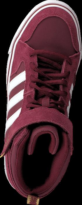 adidas Originals - Varial II Mid Collegiate Burgundy