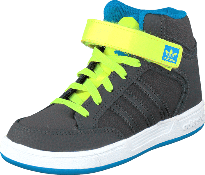 adidas Originals - Varial Mid I Dgh Solid Grey