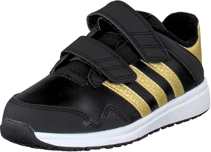 adidas Sport Performance - Snice 4 Cf I Black/Gold Met/Ftwr White