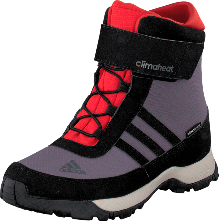 adidas Sport Performance - Ch Adisnow Cf Cp K Ash Purple/Black/Orange