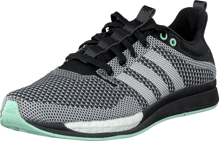 adidas-sport-performance-adizero-feather-boost-w-blackfrozen-greenblack-kengaet-sneakerit-ja-urheilukengaet-urheilukengaet-musta-valkoinen-kuvioitu-naiset-36