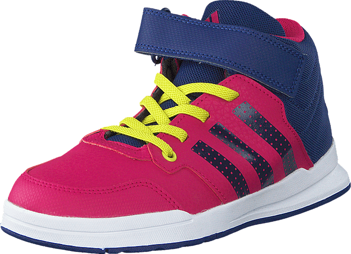 adidas Sport Performance Jan Bs 2 Mid C Bold Pink/Unity Ink/Ftwr White