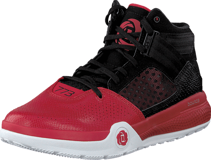 adidas Sport Performance - D Rose 773 Iv Core Black/Scarlet/Core Black