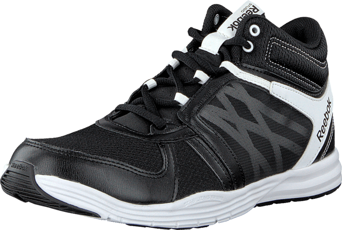 Reebok - Sublite Studio Flame Mid Black/White