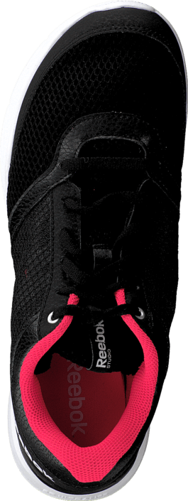 Reebok - Cardio Workout Low Rs Black/Grey/Neon Cherry/White