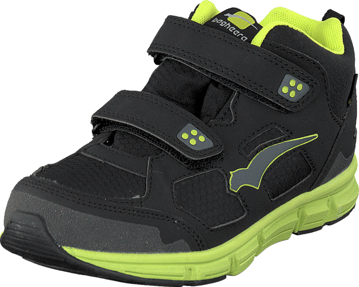 Bagheera - Neo WP Black/Lime