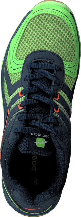 Bagheera - Shadow Navy/Lime