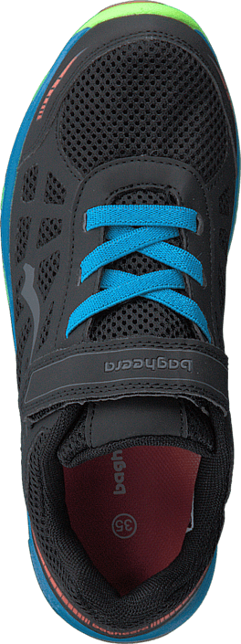 Bagheera - Tactic Black/Blue