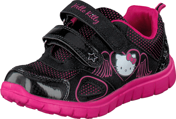 Hello Kitty - 432960 Black/Fuxia
