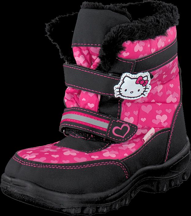 Hello Kitty 424377 Black/Fuxia