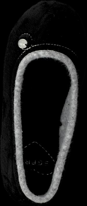 Esprit - Ellis Ballerina Black