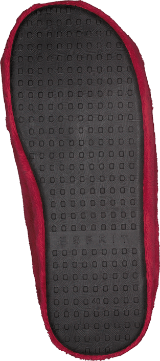 Esprit - Stitchy Mule Red