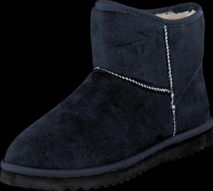 kj p esprit uma bootie blue bl sko online. Black Bedroom Furniture Sets. Home Design Ideas