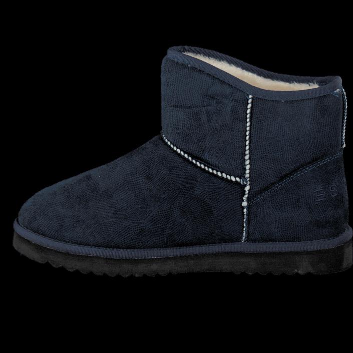 buy esprit uma bootie blue blue shoes online. Black Bedroom Furniture Sets. Home Design Ideas