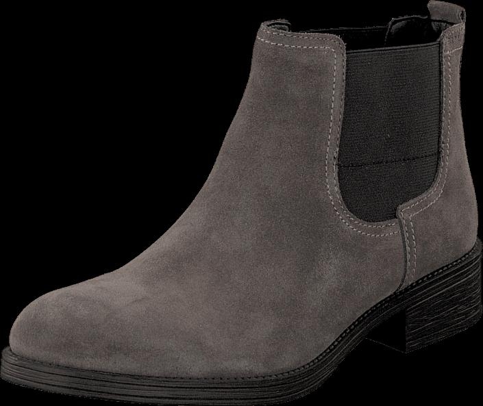 Esprit Cezanne TG 075EK1 Grey, Sko, Boots & Støvler, Chelsea boots, Sort, Dame, 36