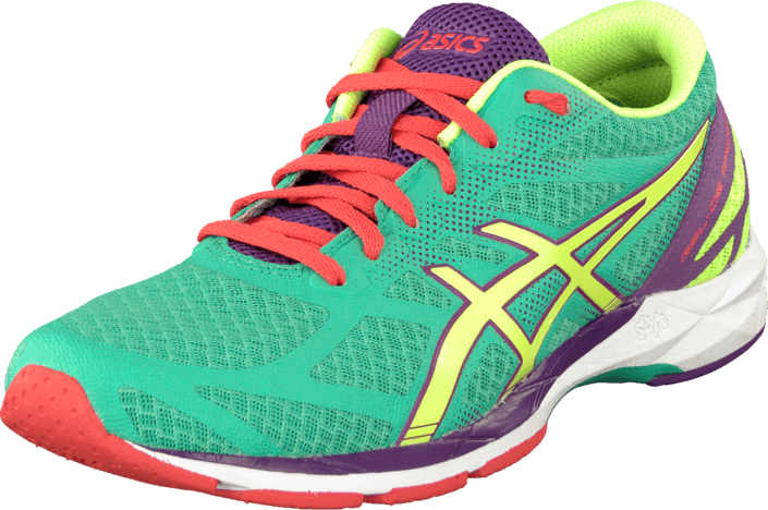 Asics - Gel Ds Racer 10 Mint/Flash Yellow/Purple