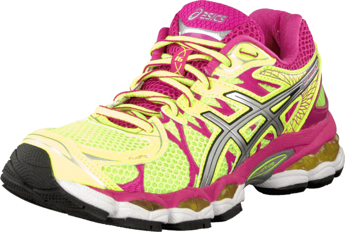 Asics - Gel Nimbus 16 Flash Yellow/Silver