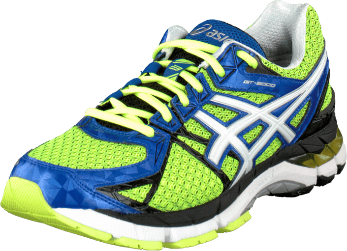 Asics - GT 3000 3 Flash Yellow/White/Blue