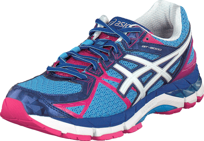 Asics - GT-3000 3 Soft Blue/White/Hot Pink