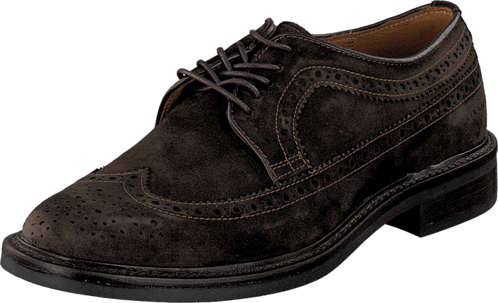 Gant - Albert Dark Brown suede