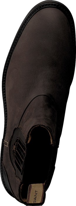 Gant - Ashley Nubuck Dark Brown