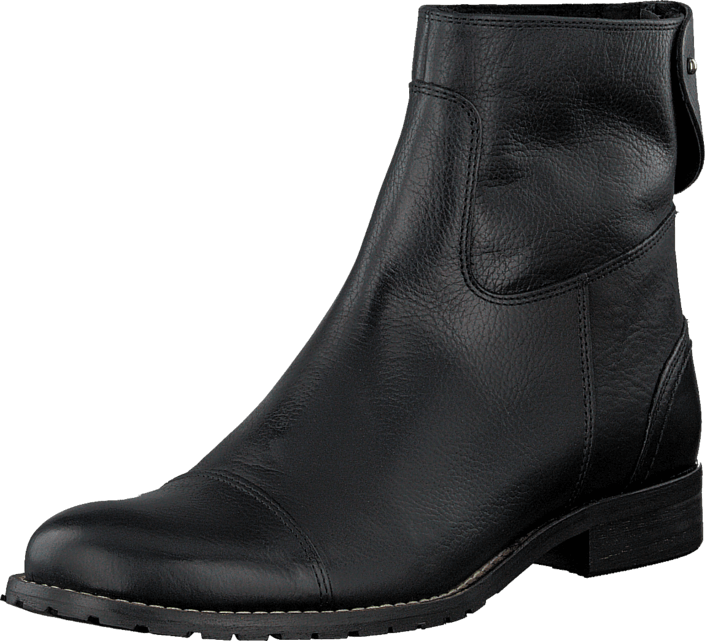 Ilse Jacobsen Ancle Boot Black