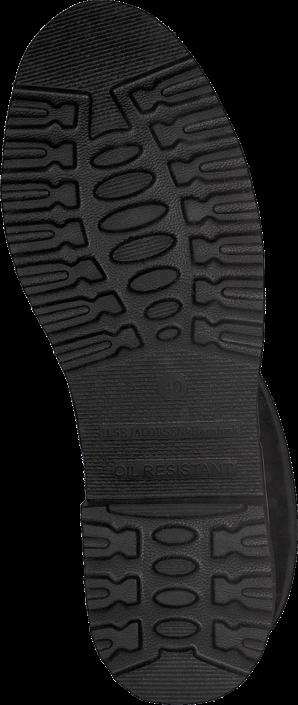 Ilse Jacobsen - Rubber Boot With Neoprene Shaft Black