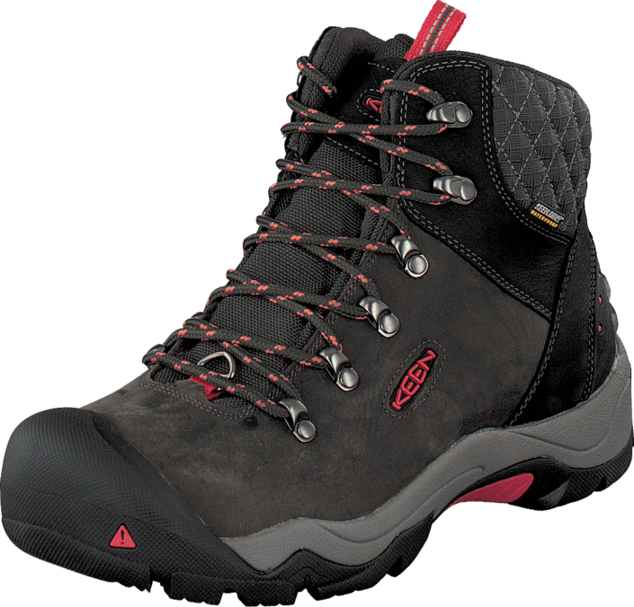 Keen - Revel III Black/Rose