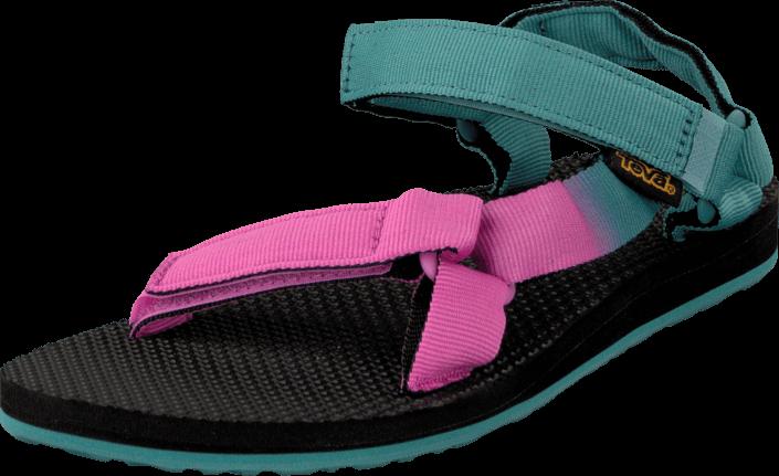 Teva - Original Universal Gradient Bright Pink/Brittany Blue