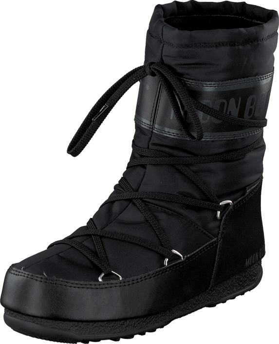 Moon Boot - Mb We Soft Shade Mid Black