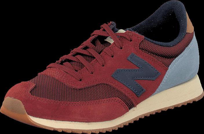 New Balance CW620RWA Red/Grey