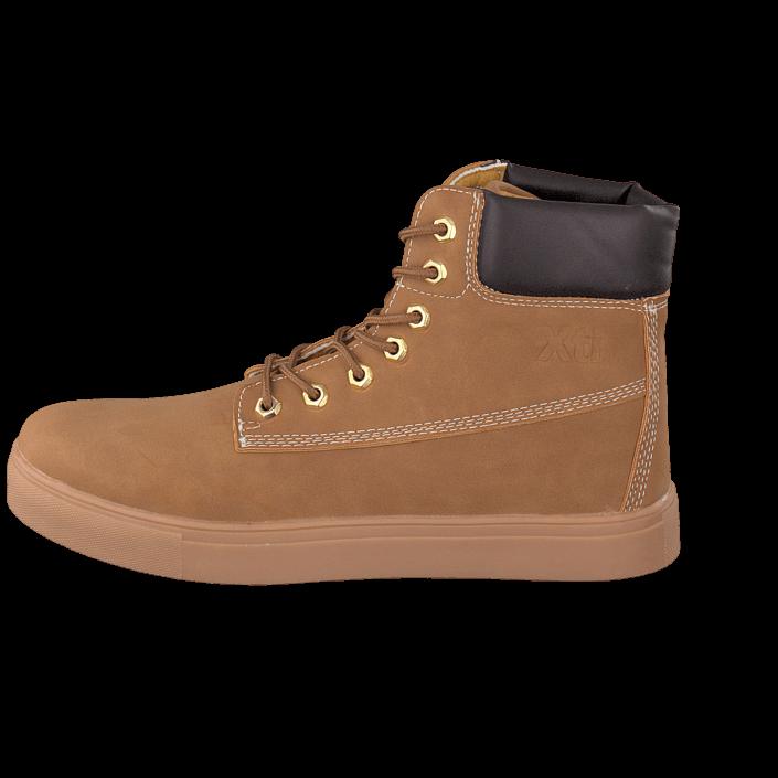 Xti 28706 Camel, Schuhe, Stiefel & Boots, Stiefel, Braun, Female, 36