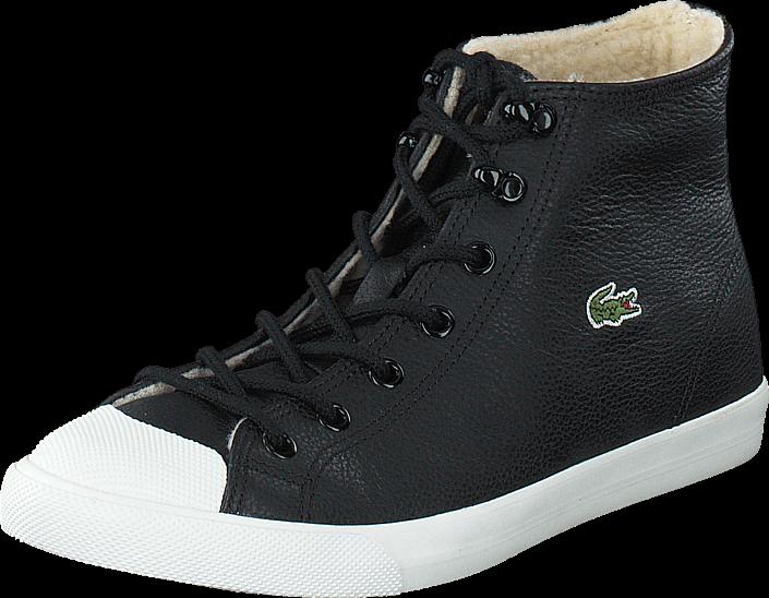 Footway SE - Lacoste L27 Mid Od Blw Blk/Blk, Skor, Sneakers & Sportskor, Höga sneakers, Svart 1097.00
