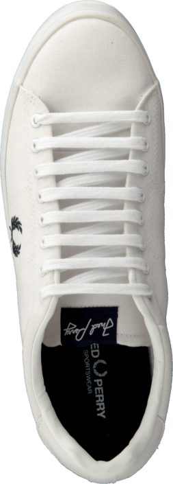 Fred Perry - Howells Twill W 100 White