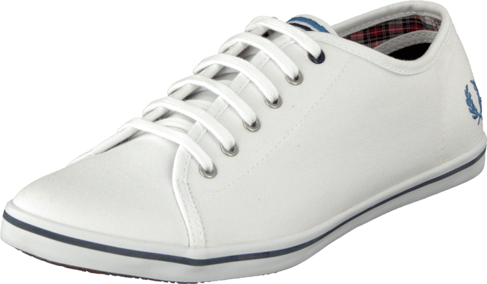 Fred Perry Phoenix Canvas wht/school blue