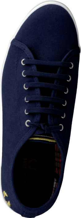 Fred Perry Phoenix Canvas carbon blue/super lemon
