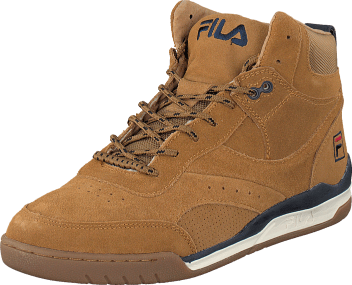 Fila - Bounce Mid Adv Uni Golden Yellow