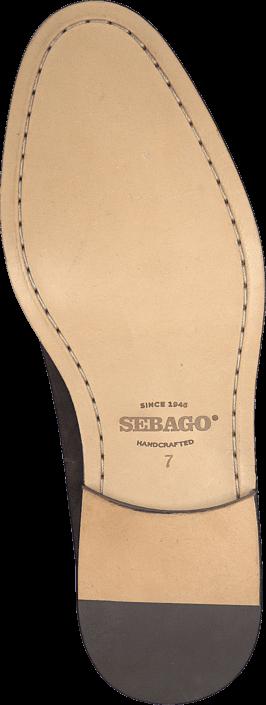 Sebago - Collier Wing Tip DK Brown Suede