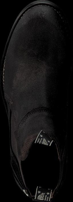 Sneaky Steve - H1514 Lance Dark Brown Suede