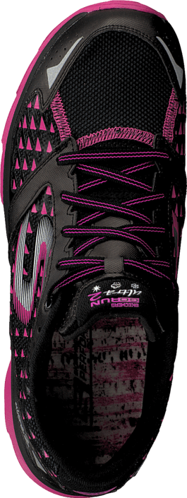 Skechers - Go Run Ultra 2 All-Weather BKHP