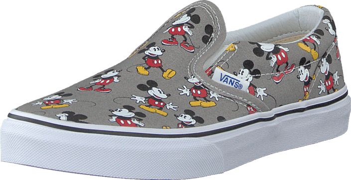 Vans - Classic Slip-On V1SQGHG (Disney) Mickey Mouse
